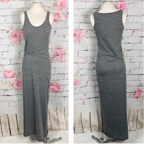 Alternative Dresses & Skirts - Alternative razorback maxi dress w side detail